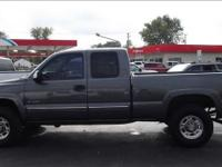 Options Included: N/A99 CHEVY SILVERADO 2500 HD EXT/CAB