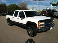 Options Included: 4x4, AM/FM, Anti-Lock Brakes,