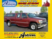 1999 Chevrolet Silverado 2500 Ext Cab 4x4 Brown