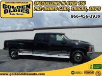 Options Included: N/AThis 1999 Chevrolet C3500 Crew Cab