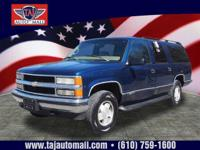 Options:  1999 Chevrolet Suburban K1500|We Sell Our