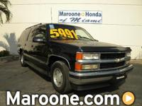 Options Included: LT, ABS (4-Wheel), Air Conditioning,