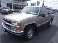 1999 Chevrolet Tahoe 4dr 4x4 Our Location is: Camp
