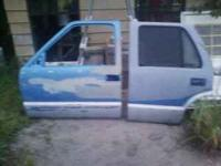 2 1999 Chevrolet blazer doors, front and rear for