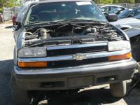 Offering partly SIMPLY:.  1. 1999 Chevy Blazer Gold.