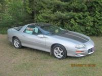 1999 Chevy Camaro 3.8 l V6 gets 22-30MPG, in terrific