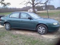 I have a 1999 Chevy Malibu available for sale. the