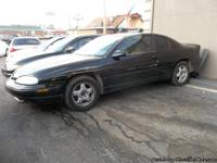 1999 Chevy Monte Carlo( SAVE ) This car is just warming