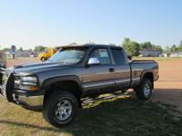 -5.3L V8 -Extended Cab - 3rd door -4 inch Rancho