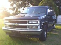 1999 Chevy Tahoe LT 4x4 5.7L v8. Power everything,
