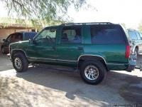 1999 Chevy Tahoe LT > V8 5.7L 4x4 > Mileage