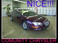 Options Included: N/ACall ASAP! The Community Chrysler