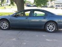1999 Chrysler 300M. Great condition. I have a comfy