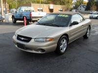 Options Included: Convertible, Automatic Transmission,