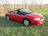 99 Sebring for sale. V6 Automatic. Runs and drives