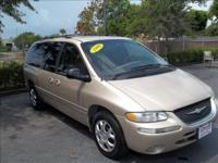Options Included: N/A1999 CHRYSLER TOWN AND COUNTRY VAN
