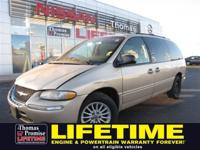 Options Included: N/AThis 1999 Chrysler Town & Country