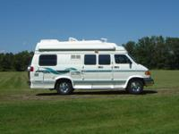 1999 Coach Residence 192 TB Constructed on a Dodge Ram