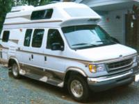 1999. You will not discover another camper van that's