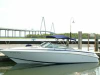 Up for sale is this handsome 1999 Cobalt 292 Bowrider