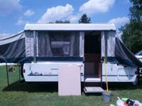 1999 coleman pop-up for sale. Good Condition.  King