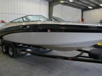 1999 Crownline 225BR 23' Boat with good Heritage
