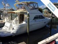 1999 Cruisers 3585 Flybridge - Stock #070897 -