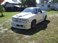 1999 RARE CUSTOM CHEVY S10 XTREME STEPSIDE WITH HIGH