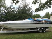 1999 DAYTONA ELIMINATOR28 FOOT502 BOWTIE BLOCK BORED TO