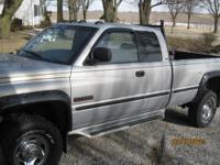1999 Dodge X-cab 24 valve cummins diesel 4x4. Truck has