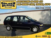 Options Included: N/AThis 1999 Dodge Caravan is a one