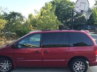 1999 Dodge Caravan Sport; 192K miles, runs and