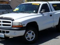 Options Included: 4wd/Awd, ABS Brakes, AM/FM Radio,