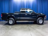 Clean Carfax Two Owner 4x4 Truck with Towing Package!