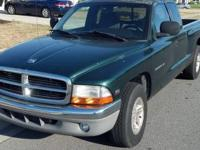 Up for sale is my 1999 Dodge Dakota SLT Has about 122k