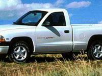 1999 Dodge Dakota Sport For Sale.Features:Rear Wheel