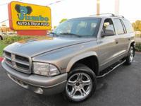 1999 Dodge Durango available at Jumbo Auto & Truck