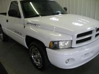 Options Included: AM/FM, Anti-Lock Brakes, Cassette,