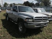 PARTING OUT: 1999 Dodge Ram 1500 4x4. Good interior/