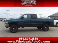 Model: Ram 1500 Make: Dodge Year: 1999 Type: Extended
