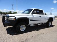 Sharp, low-mile 1999 Dodge Ram 2500 Extended Cab 4WD
