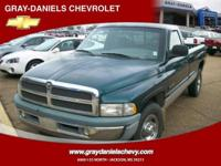 Options Included: 4WD Or AWDGray-Daniels Chevrolet is