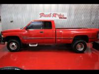 CHECK OUT THIS 1999 RAM 3500!! 1999 Ram 3500 SLT Quad