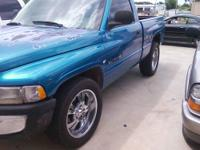 1999 Dodge Ram 2 door w/20 inch Boss wheels,