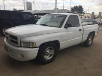 We are excited to offer this 1999 Dodge Ram 1500.