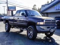 Clean Carfax 4x4 Lifted V10 Truck!  Options: