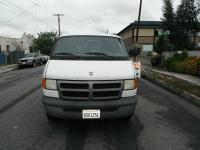 1999 DODGE RAM VAN B2500.....no accident....clean