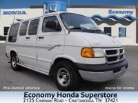 Options Included: 7 Passenger Seating, AM/FM Stereo &