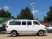 1999 Dodge Ram Van Minivan/Van Our Location is: