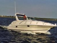 Present owner has owned boat for 12 years. Outdrives
